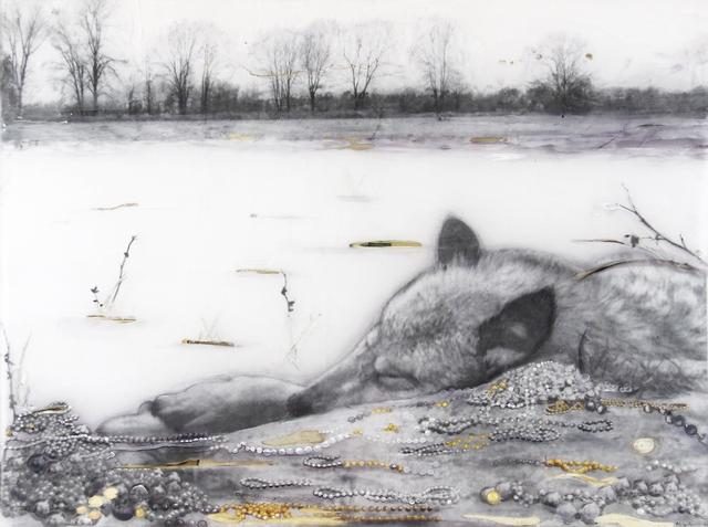 , 'Coyotito,' 2017, Callan Contemporary