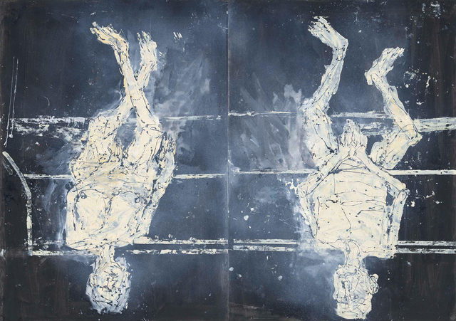 Georg Baselitz, 'Wir sind es 1958', 2018, Gagosian