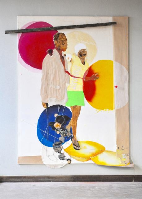 Maurice Thomassen, 'Feuilleton : Exit', 2014, NL=US Art