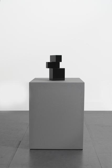 , 'Orders (Blok D),' 2016, Parafin