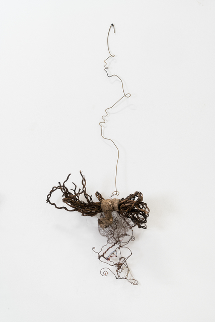 , 'Like an Old Net,' 2013-2017, James Fuentes