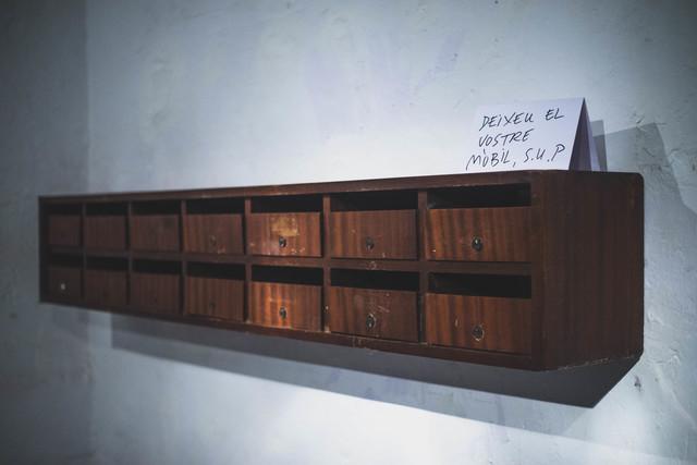 Tere Recarens, 'Desconexión', 2017, Hans & Fritz Contemporary