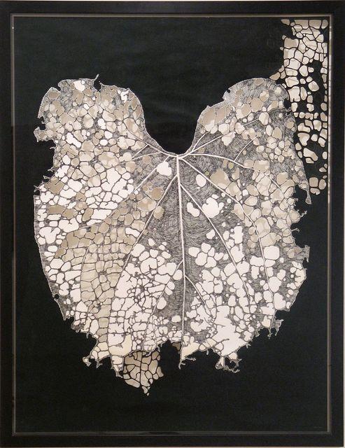 Laura Lio, 'Drawing on black paper', 2007, Artur Ramon Art