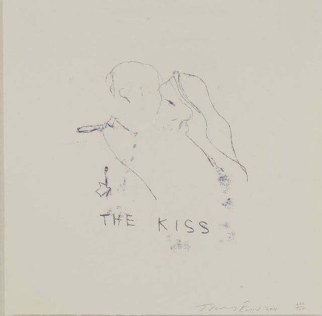 Tracey Emin, 'The Kiss', 2011, Sworders