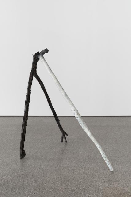 , 'Ostrich,' 2015, Galerie Greta Meert