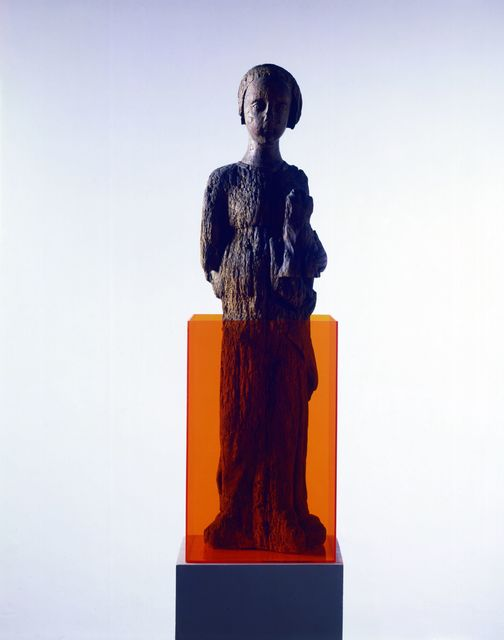 , 'Wood Sculpture (Scultura lignea [Oggetti in meno 1965-66]),' 1965-1966, Peggy Guggenheim Collection
