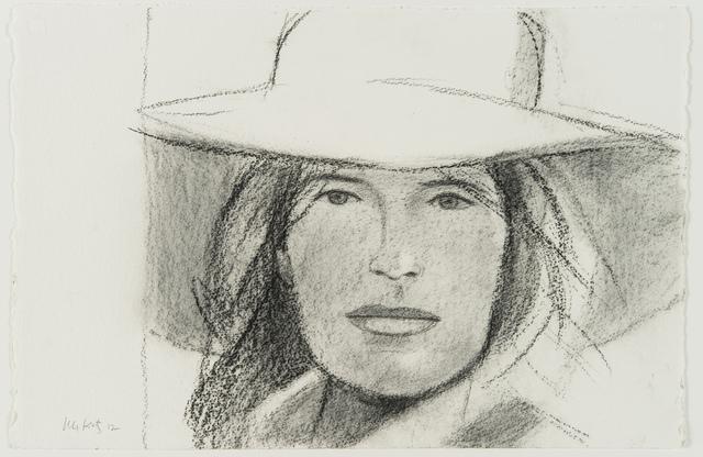 , 'Woman portrait Maine,' 2012, Galerie Klüser