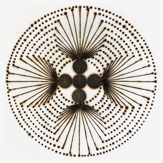 Katrine Hildebrandt-Hussey, 'Roundel 2', 2017, Uprise Art