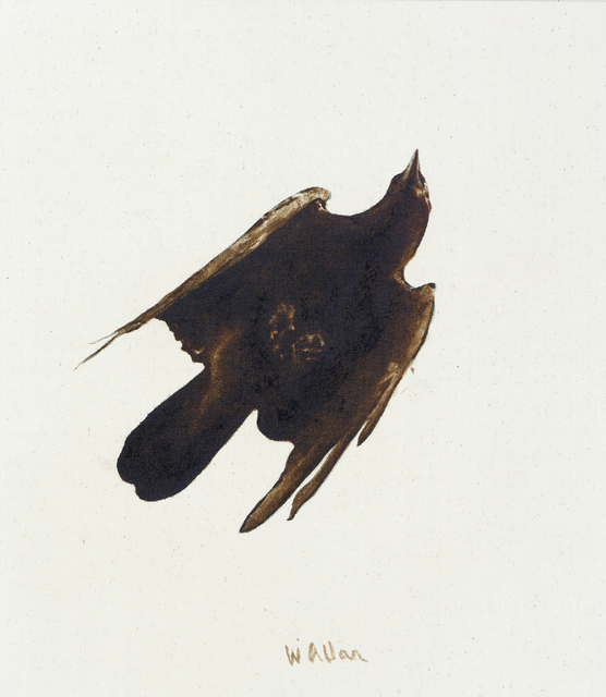 , 'Crow #4,' 2016, Anglim Gilbert Gallery