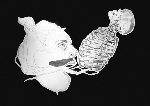 , 'We don't Talk to Strangers,' 2018, Galerie Krinzinger
