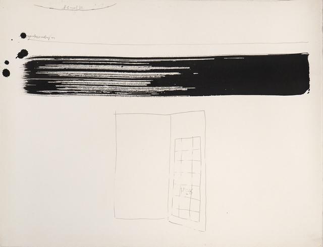 , 'La Longeur d'Aujourd'hui, 31juin 78,' 1978, Arario Gallery