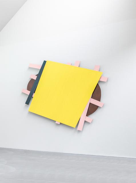 , 'Kartoffelbild 6,' 2011, von Bartha