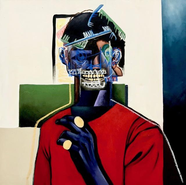 , 'Untitled ,' 2017, ABXY