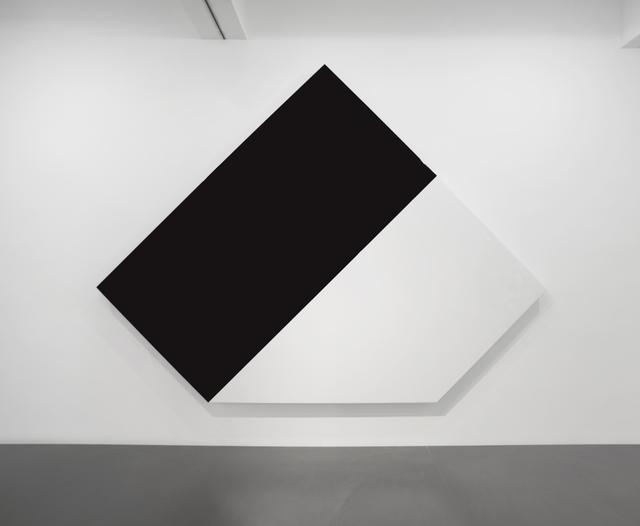 , 'Section 5,' 2017, Galerie Nikolaus Ruzicska