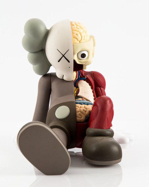 KAWS, 'Resting Place Companion', 2012, Other, Painted cast vinyl, Heritage Auctions