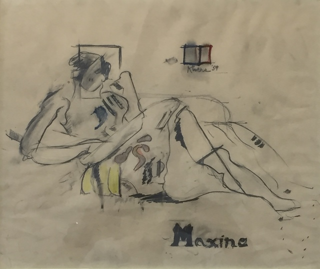 , 'Maxine,' 1959, Anders Wahlstedt Fine Art