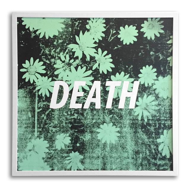 , 'Death,' 2015, StolenSpace Gallery