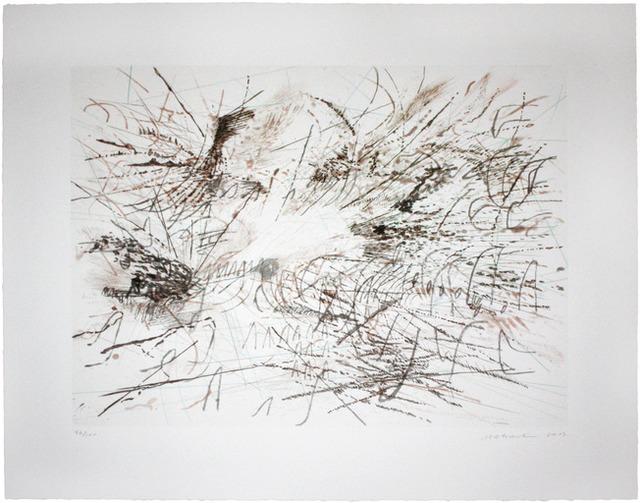 Julie Mehretu, 'Untitled (Pulse)', 2013, Artsnap