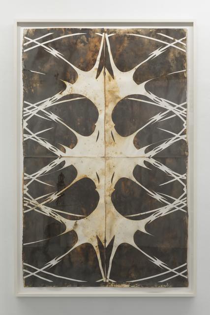 , 'Age of Iron XXXII,' 2014, ADN Galeria (Barcelona)