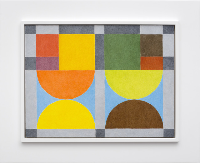 , 'Golden Rectangles: Apollo and Daphne,' 2018, Louis Stern Fine Arts