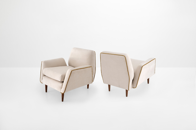 , 'Pair of armchairs,' 1955, Side Gallery
