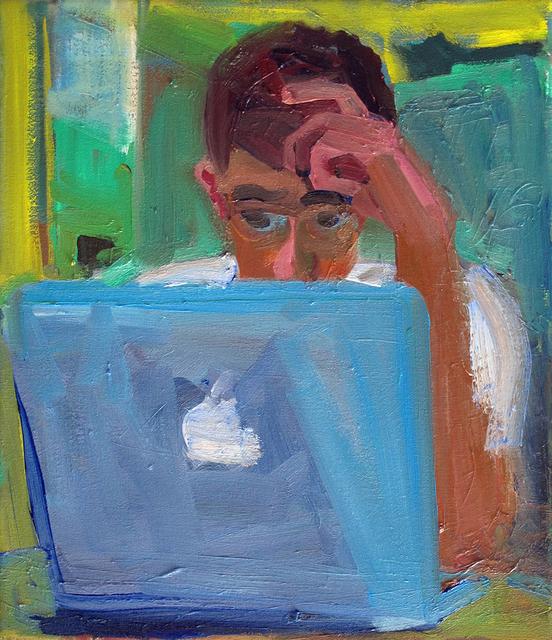 Dena Schutzer, 'Student', 2019, The Painting Center