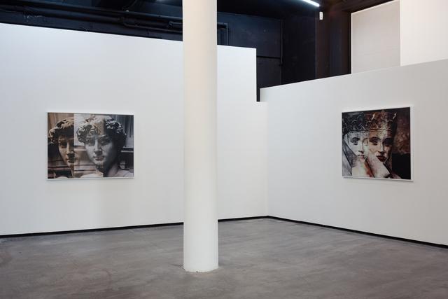 Claudia Angelmaier, 'David II', 2013, Photography, Diasec, Galerie Kleindienst