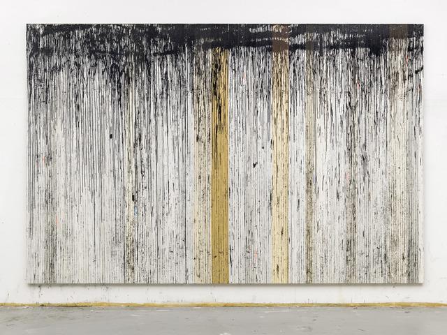 """, '""""ferne finsteren Dörfern (G. T.)"""" / [Remote dark village (G. T)],' 2015, Galerie Perrotin"""