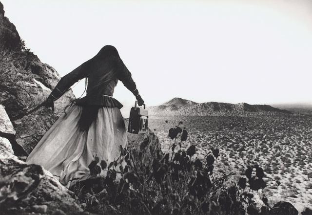 Graciela Iturbide, 'Mujer ángel, Desierto de Sonora, México (Angel Woman, Sonora Desert, Mexico)', 1979, Phillips