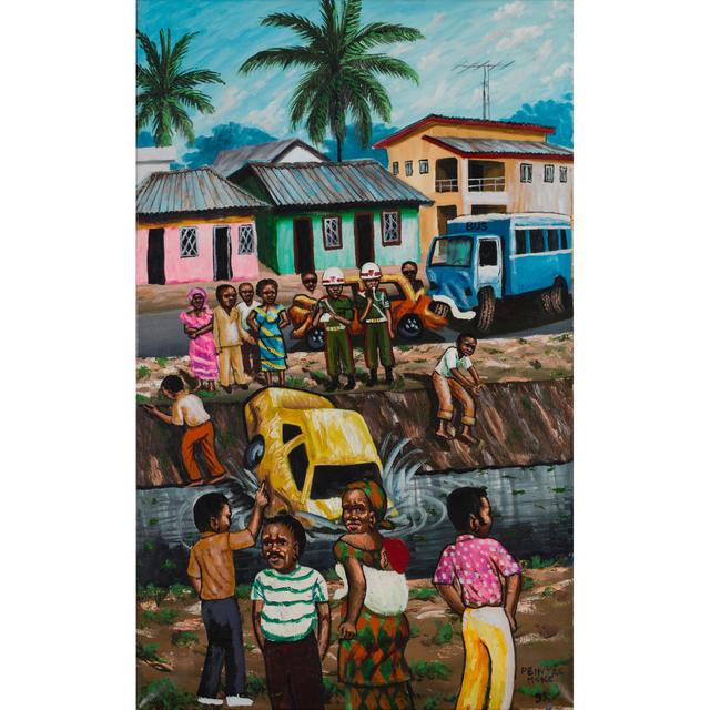 Monsengwo Kejwamfi dit 'Moké', 'Untitled', 1992, PIASA