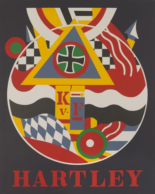 Robert Indiana, 'Für K. v. K.', 1990, Bowdoin College Museum of Art