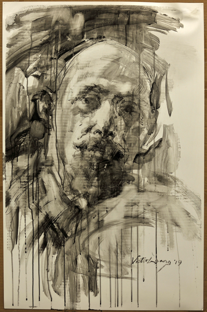 , 'Portrait Study,' 2019, 33 Contemporary
