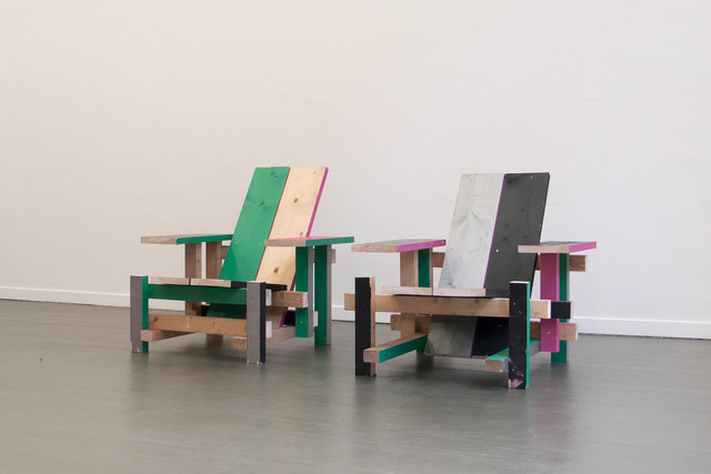 , 'Lolek und Bolek,' 2012, Grieder Contemporary
