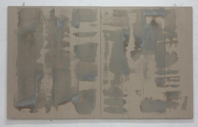 Javier Arbizu, 'Untitled - Oil v2', 2019, Painting, Oil on linen, Ángeles Baños