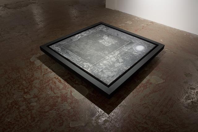 Simon Bilodeau, 'Ce que l'on ne voit pas qui nous touche: plateforme #1', 2014, Art Mûr
