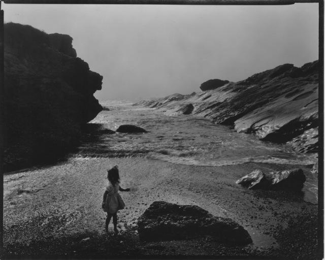 , 'Lynne, Point Lobos,' 1956-printed late 1950's, Scott Nichols Gallery