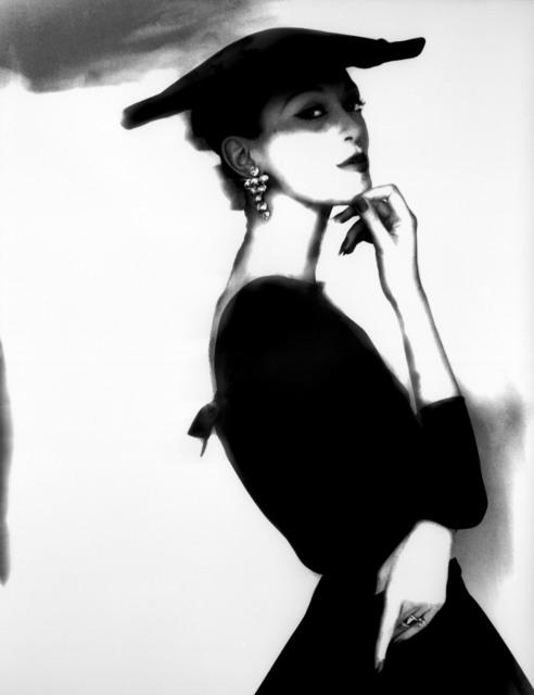 , 'Barbara Mullen,' 1958, CAMERA WORK