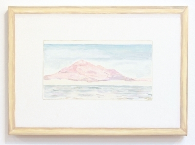 , 'Framed Print: Mountains,' 2016, Talley Dunn Gallery