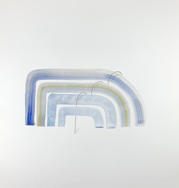 Wesley Berg, 'Untitled W008', 2019, Adah Rose Gallery