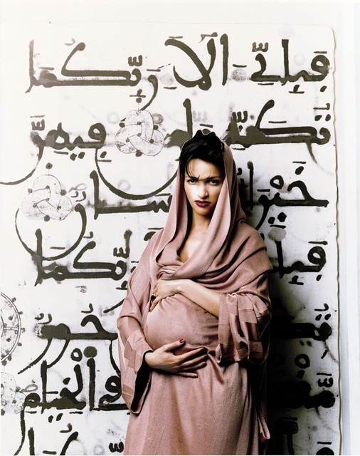 , 'Farida Khelfa in Azzedine Alaïa, 1995,' , Photo12 Galerie