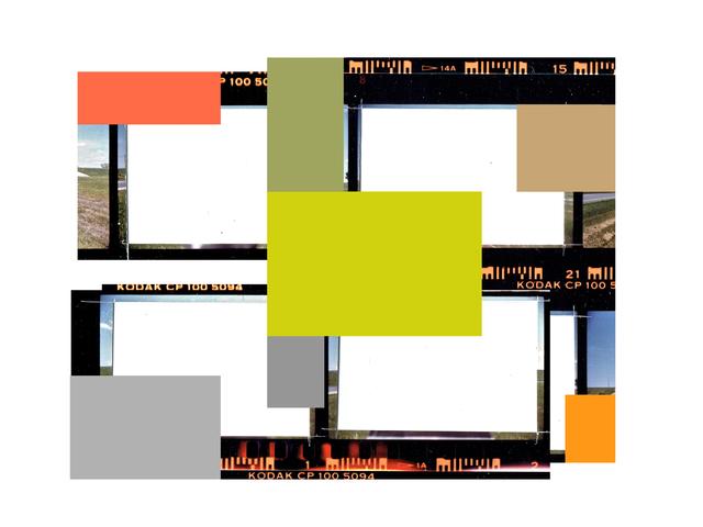 , 'Folio en coins (d'après Étalage culturel, 1985),' 2014, Galerie Graff