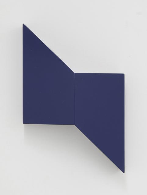, 'WCTHY Bright Blue,' 2017, Mini Galerie