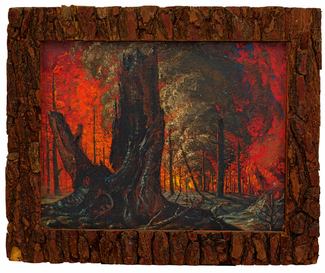 Vladimir Tretchikoff, 'The Forest Fire', Strauss & Co