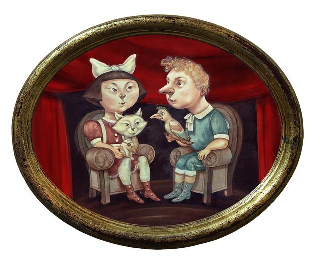 , 'Victorian Stories 2,' 2017, HIJINX