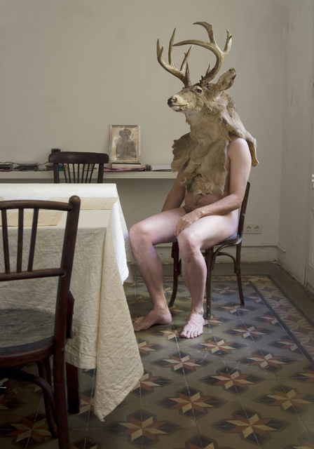 , 'Actaeon at home,' 2005, Barbara Gross