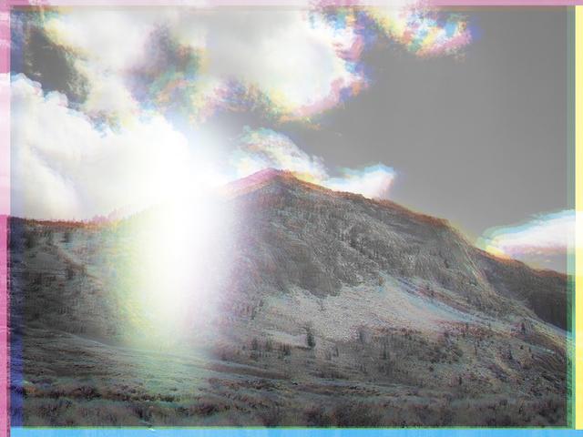 Sean McFarland, 'Prismatic Mountain Flare', 2017, Casemore Kirkeby
