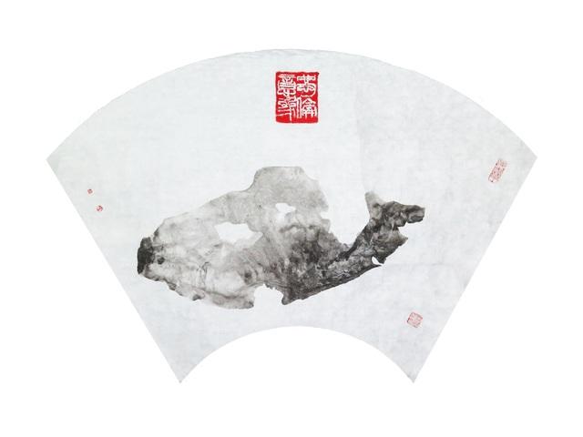 , 'Longevity--Scholar Rock in Shape of Black Tortoise 玄武拱壽圖,' 2014, Galerie du Monde