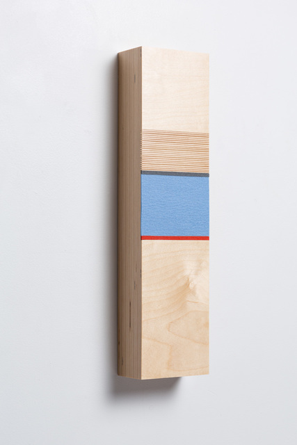 Kate Carr, 'Block F', 2012, Garvey | Simon