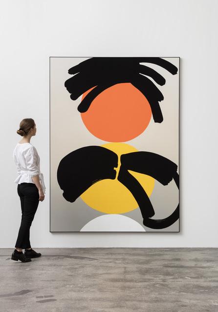 , 'OTT,' 2018, Galleri Nicolai Wallner