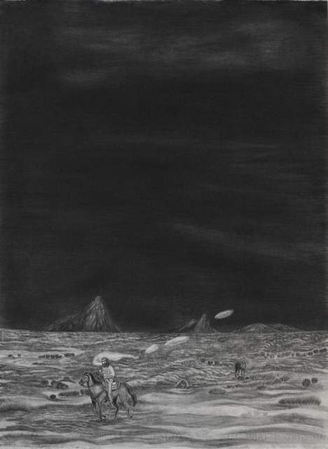 , 'Hero Stoner,' 2017, Galleri Magnus Karlsson